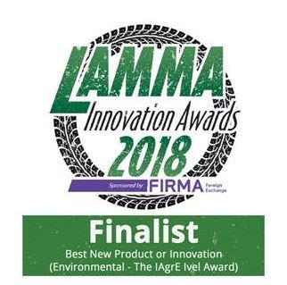 LAMMA innovation award Chaff Deck