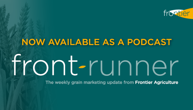 Frontrunner-podcast