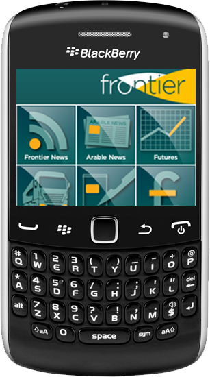 Available on Blackberry