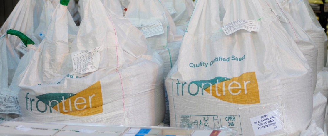 Frontier seed bags 2325434