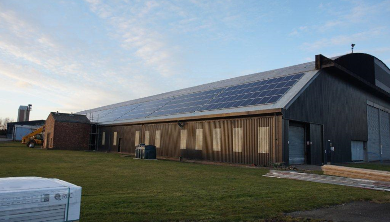 Holme-on-Spalding-Moor---solar-panels
