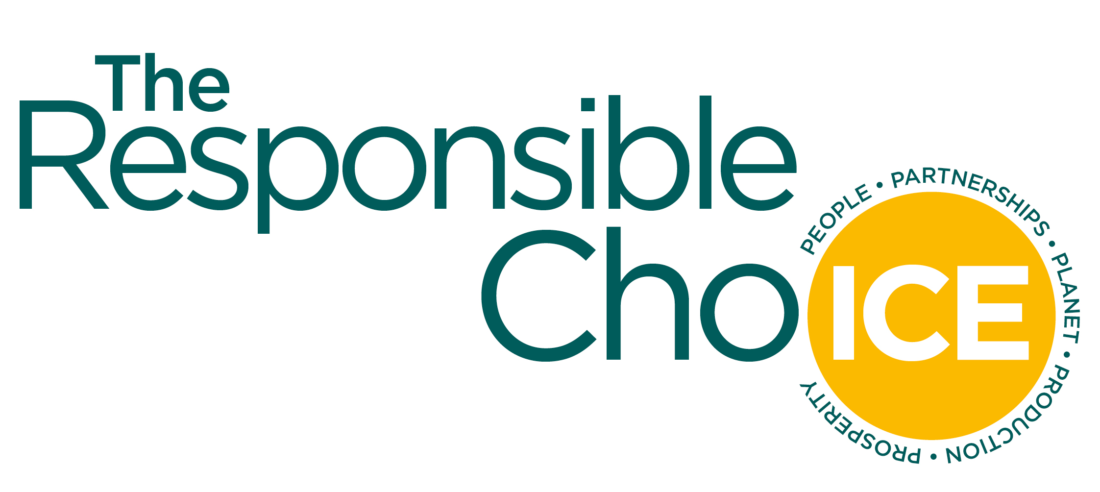 The Responsible Choice Logo Rev
