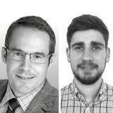 Gavin Campbell & Edward Downing