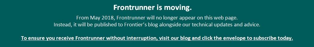 frontrunner-webpage banner