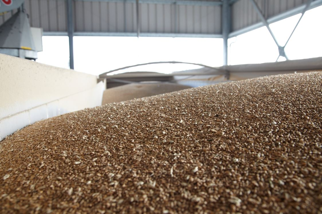 grain lorry