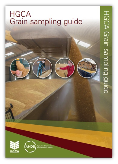 HGCA grain sampling guide