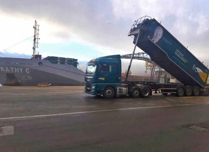 loading at aberdeen
